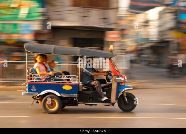 Three Wheeled Passenger Vehicle Stock Photos Amp Three