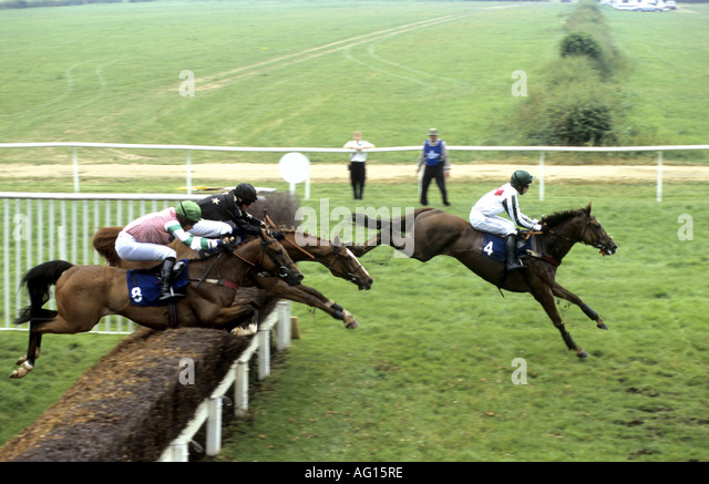 Steeplechase Race