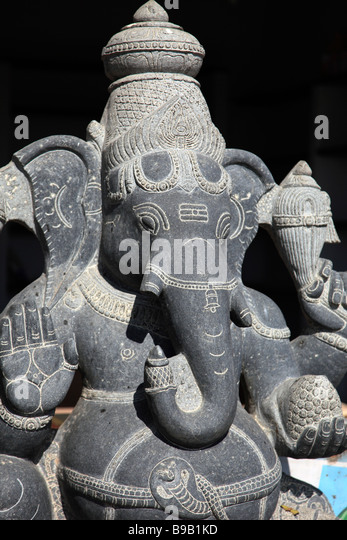 Stone sculpture modern stock photos