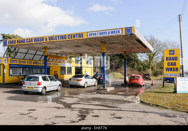 Hand Car Wash National City