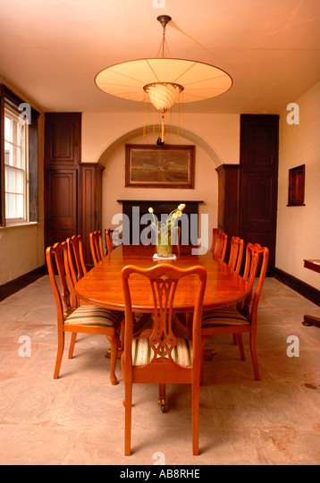 Regency room stock photos regency room stock images alamy for Regency dining room