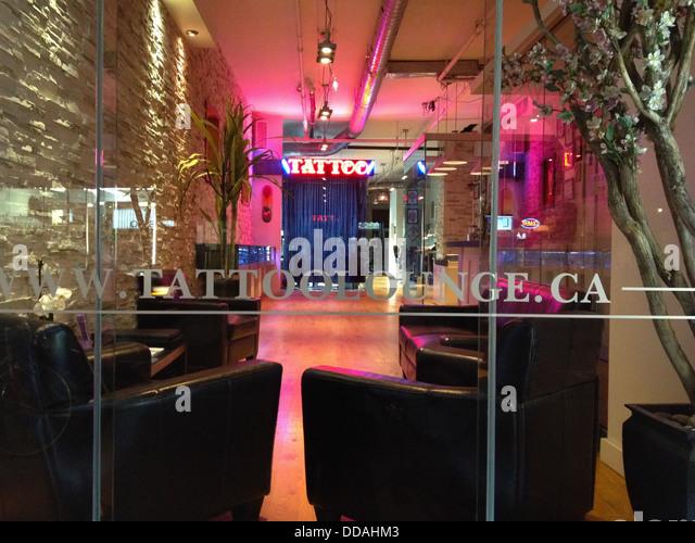 Boutique montreal stock photos boutique montreal stock for Boutique meuble rue st laurent montreal