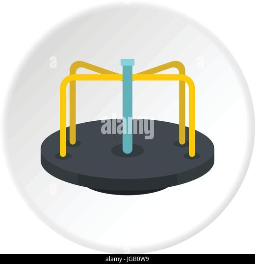 merry go round stock vector images