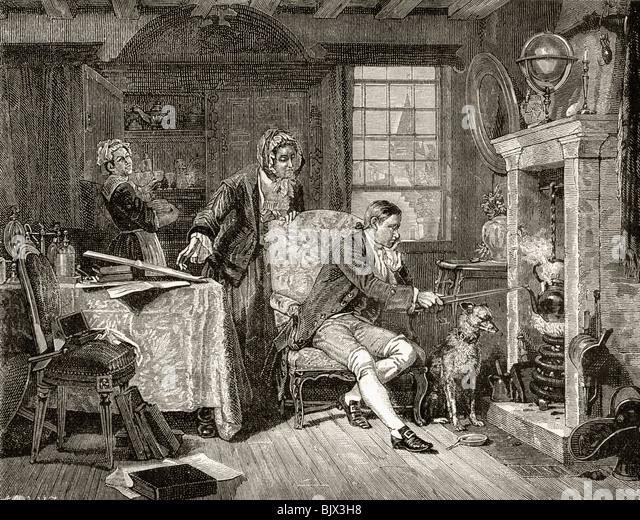 James Watt was a Scottish inventor