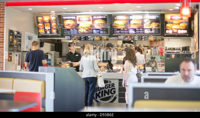 case study on thriving fast food restaurants Start studying micro final case studies learn make them capable of thriving in their associated with burgers from a fast-food restaurant in the.