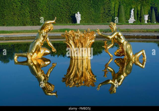 palace of versailles park palace and park of versailles stock photos palace and park of