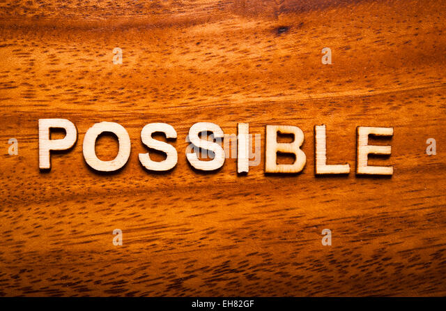 possible words with given letters possible stock photos amp possible stock images alamy 437