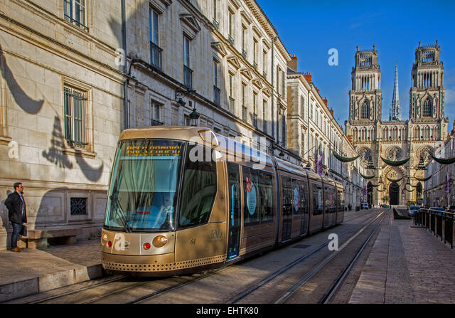 Orleans france train stock photos orleans france train for Loiret orleans