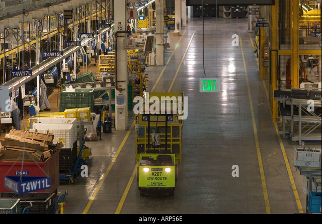 Ford Truck Assembly Plant Stock Photos Ford Truck