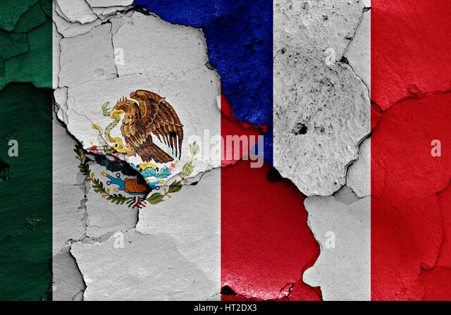 mexico and france relationship