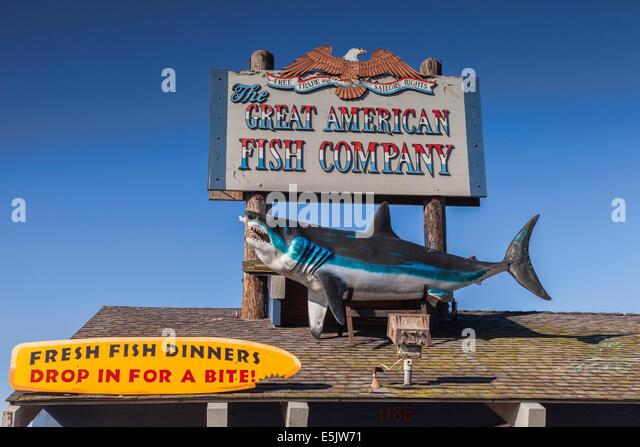 Fish company stock photos fish company stock images alamy for American fish company