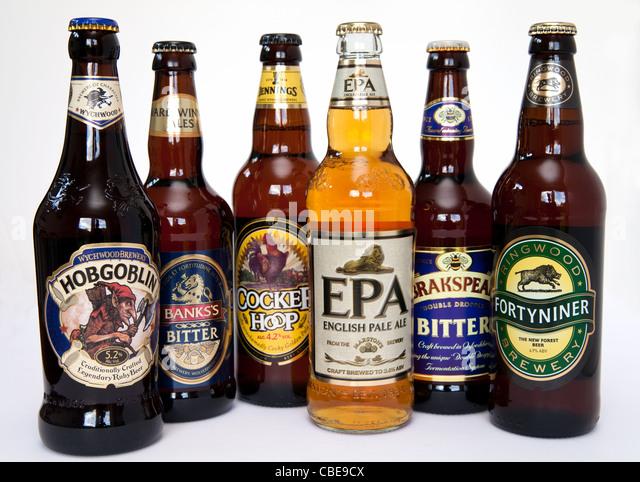 England Craft Beers