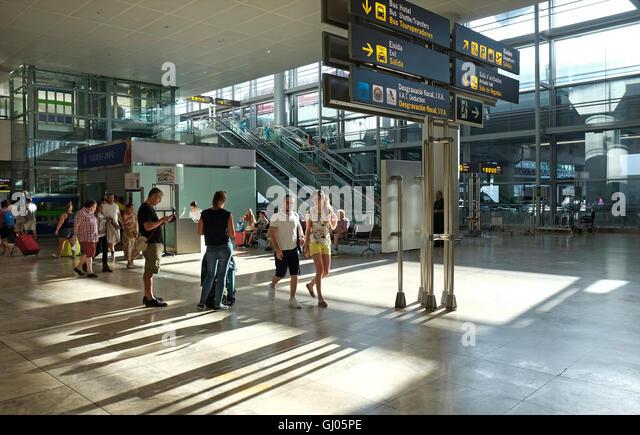 flights to alicante arrivals