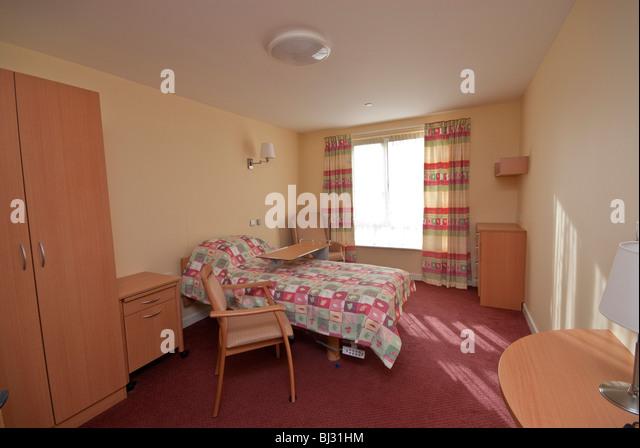 Nursing Care Home Bedroom