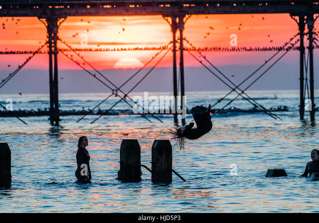 Victorian Swimmers Stock Photos Victorian Swimmers Stock Images Alamy
