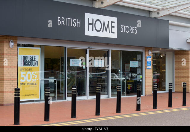 British Home Stores, commonly abbreviated to BHS and latterly legally styled BHS Ltd, was a British department store chain, primarily selling clothing and household items. In its later years, the company began to expand into furniture, electronics, entertainment, convenience groceries and fragrance and beauty products.