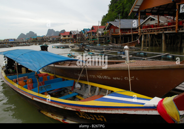 Koh Panyi Stock Photos & Koh Panyi Stock Images - Alamy