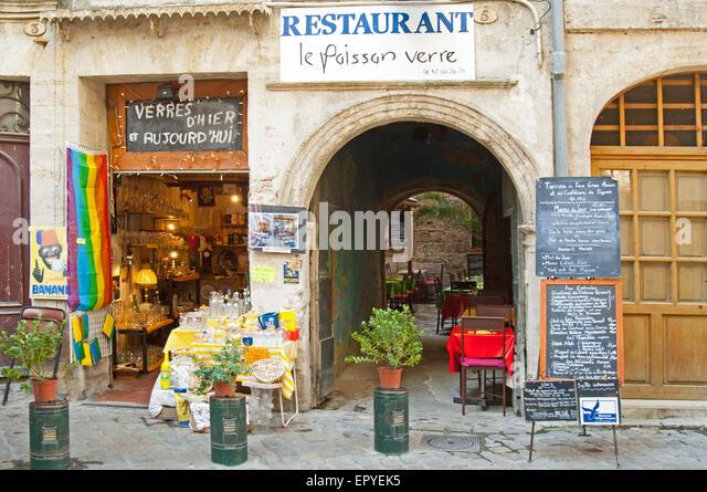 Pezenas france stock photos pezenas france stock images for Restaurant a pezenas