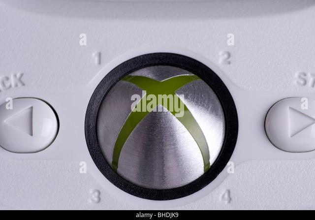 Xbox 360 Controller Stock Photos & Xbox 360 Controller Stock ...