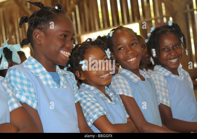 Haitian School Uniforms