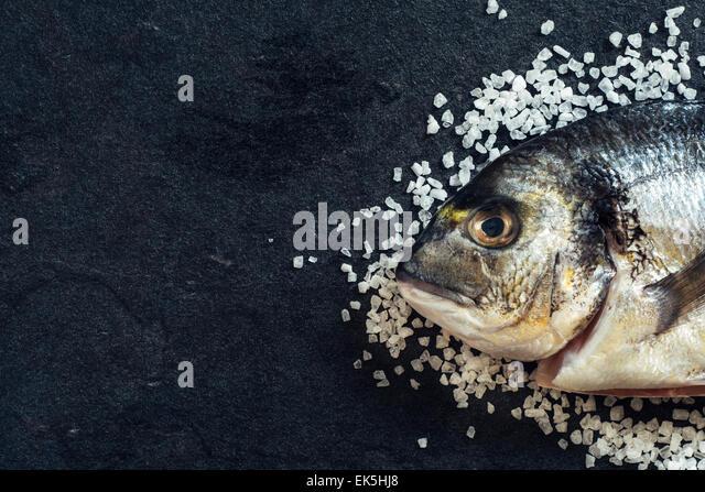 Overfishing atlantic net stock photos overfishing for Salt fish head