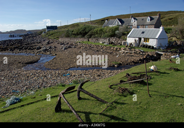 Remote Communities on Greenland Village Of Plan Property