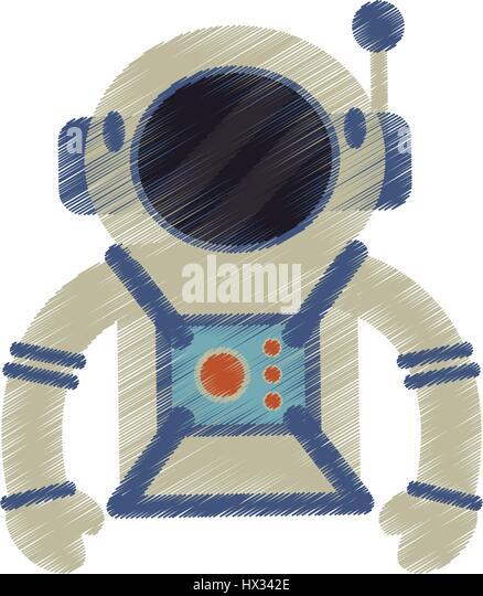 astronaut cut out mouse - photo #12