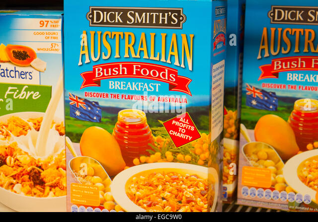 Dick smith breakfast food