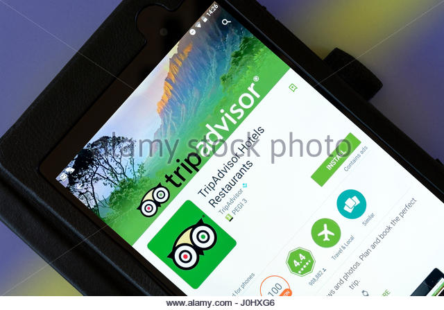 TripAdvisor Hotels Restaurants Review. Unfortunately, professional review of the TripAdvisor Hotels Restaurants app is not yet ready. This app is on the list and will be reviewed in the nearest feature.