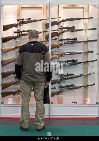 Hunting weapons stock photos hunting weapons stock for Hunting and fishing show