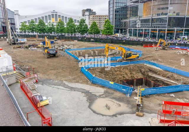 Wembley Central Square Car Park