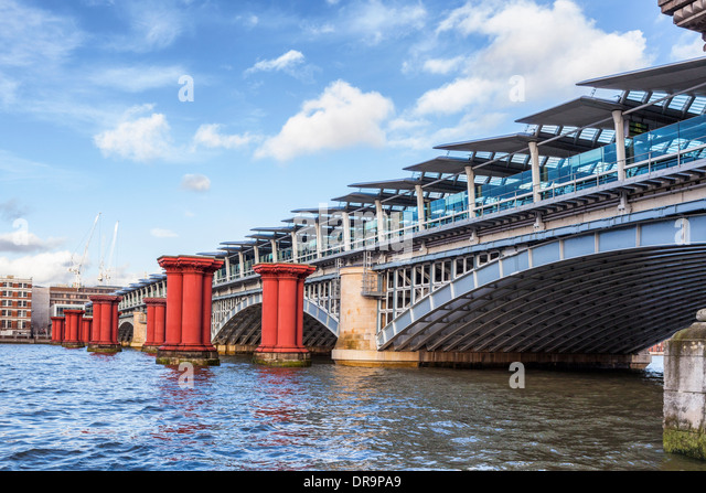 Railway Bridge Columns Stock Photos Amp Railway Bridge