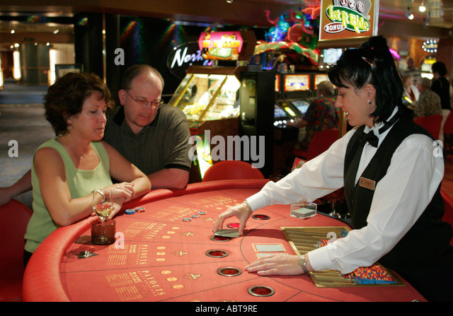 cruise ship jobs casino dealer