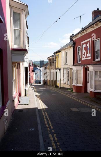 Cardigan Wales Shops Stock Photos & Cardigan Wales Shops Stock ...