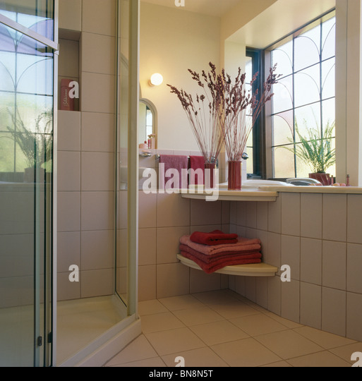 tiled bathrooms pictures bathrooms interiors showers town stock photos amp bathrooms 14727