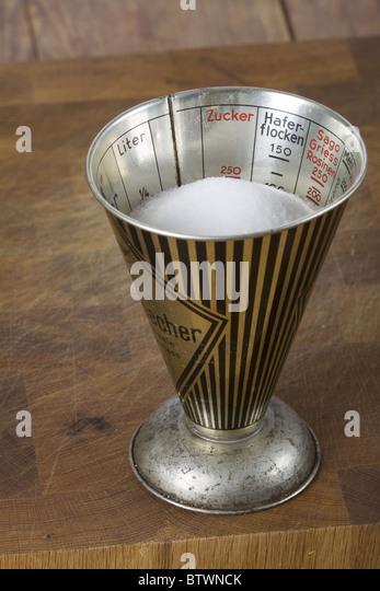 measuring cup sugar stock photos amp measuring cup sugar