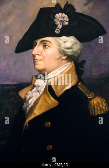 American Revolution Painting Stock Photos Amp American