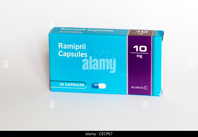 Ramipril Blood Pressure Increase