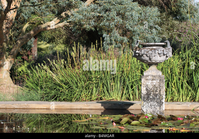 Terrific Stone Carving Garden Stock Photos  Stone Carving Garden Stock  With Foxy Garden Urn With Goats Head Grape And Vineleaf Carving On Pedestal In Pond  At Logan With Awesome Gardeners World Mag Also Fountain Garden In Addition Garden Hoe Bunnings And Podington Garden Centre Santa As Well As Garden Furniture Manufacturers Uk Additionally How To Make Garden Steps From Alamycom With   Foxy Stone Carving Garden Stock Photos  Stone Carving Garden Stock  With Awesome Garden Urn With Goats Head Grape And Vineleaf Carving On Pedestal In Pond  At Logan And Terrific Gardeners World Mag Also Fountain Garden In Addition Garden Hoe Bunnings From Alamycom