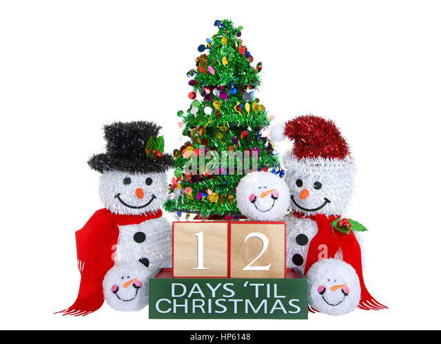 12 Days Of Christmas Stock Photos & 12 Days Of Christmas Stock ...