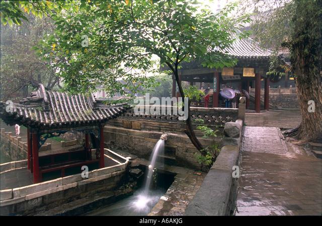 Taihuai stock photos taihuai stock images alamy for Terrace jogging track