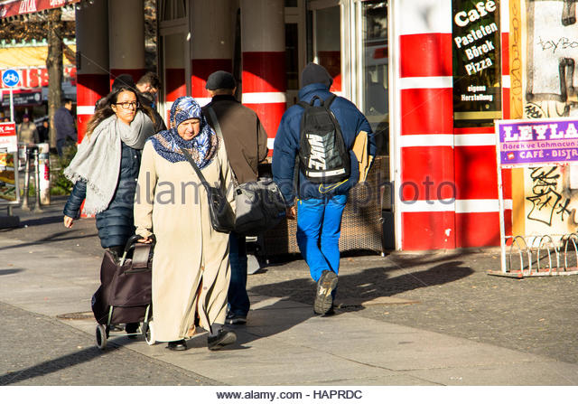 berlin center muslim Berlin (jta) — anti-semitism among muslim refugees is rampant and requires urgent attention, a new study suggests but the study commissioned by the american jewish.