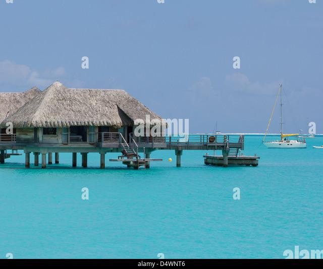 Mabul Water Bungalow: Water Bungalow Stock Photos & Water Bungalow Stock Images
