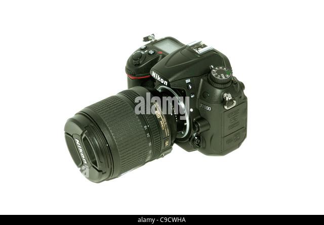 stock photo nikkor lens