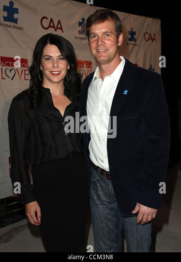 Lauren Graham And Peter Krause 2015