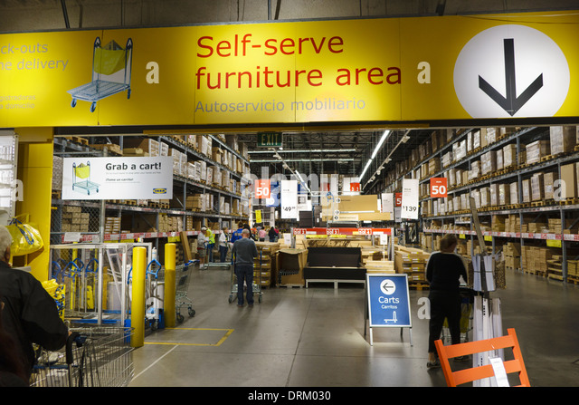 Ikea Usa Stock Photos Ikea Usa Stock Images Alamy