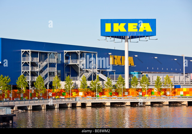 ikea store brooklyn stock photos ikea store brooklyn stock images alamy. Black Bedroom Furniture Sets. Home Design Ideas