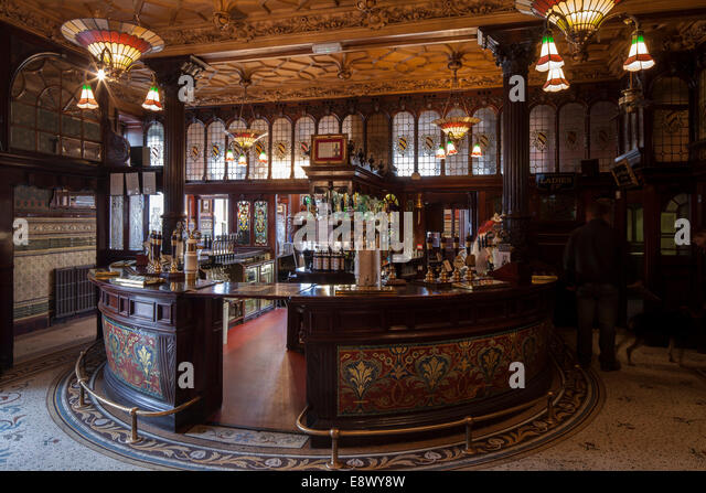 Liverpool Philharmonic Grand Foyer Bar : Philharmonic dining rooms liverpool stock photos