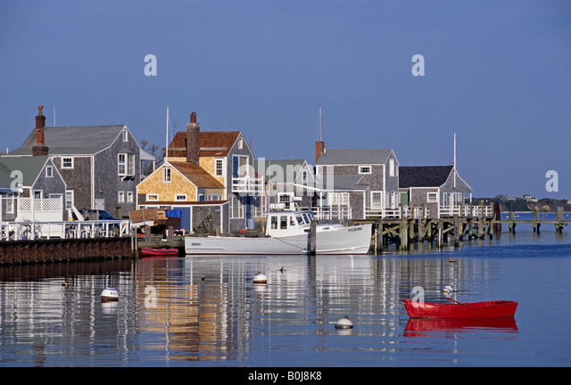 Harbor Nantucket Island Stock Photos Amp Harbor Nantucket