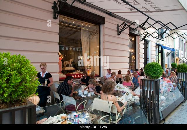 Cafe Kohlmarkt Wien